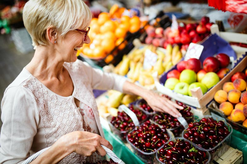 Essential Nutrients for The Elderly